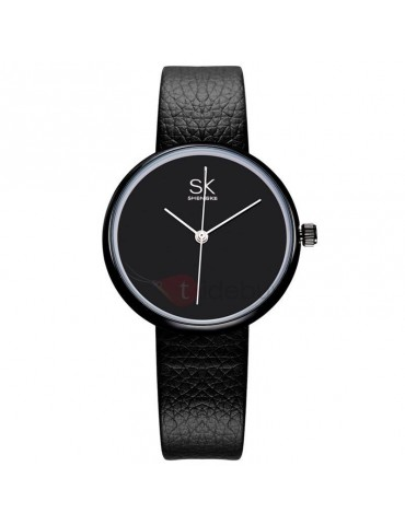 Analogue Display Strap Quartz Watch