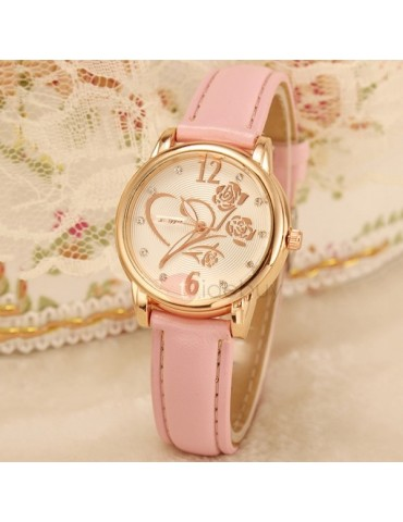 Beautiful Analog Fashion Women Watch