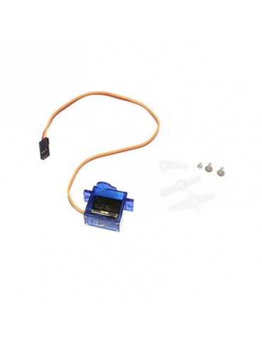 Sg90 9G Micro Small Servo Motor Rc Robot Helicopter Airplane Controls