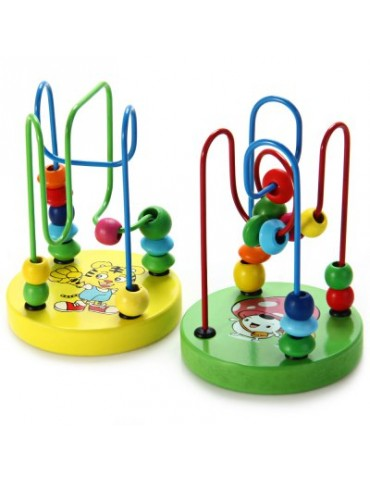 1 Piece Educational Game Baby Wooden Toy