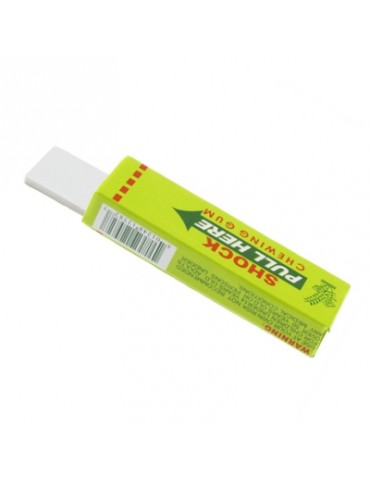 Electric Shock Chewing Gum Tricky Joke Toy